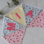 Personalised Name Bunting - Girls