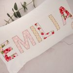 Personalised Name Cushions - Girls